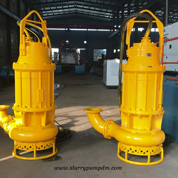 Submersible Sludge Pump - Submersible Slurry Pump, Slurry Pump