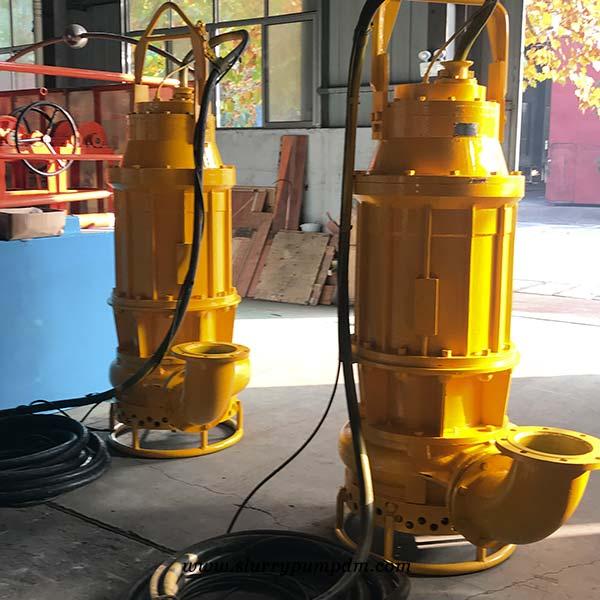 Submersible Sludge Pump - Submersible Slurry Pump, Slurry Pump
