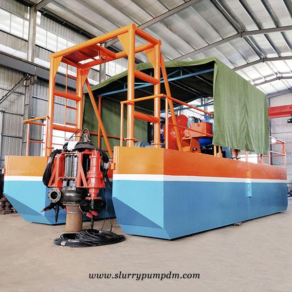 Submersible Dredge Pump - Slurry Pump, Submersible Sand Pump