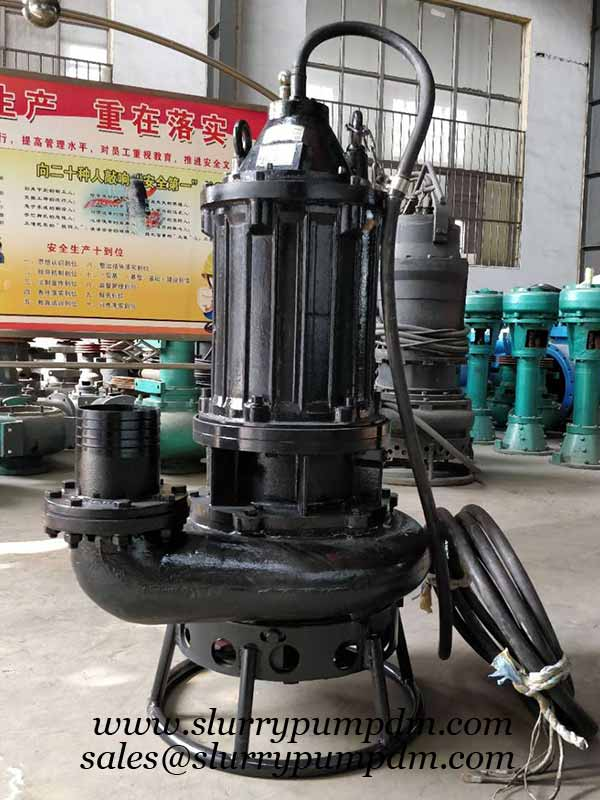 Sub Slurry Pump - Sand Pump, Submersible Dredging Equipment